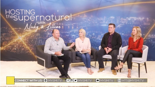 Hosting The Supernatural With Nicky & Lillian (08-23-2020)