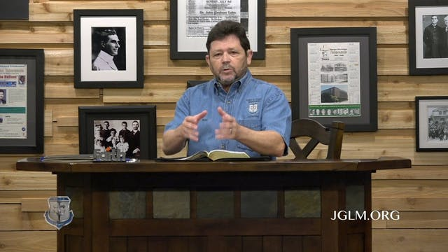 John G Lake Ministries (09-25-2020)