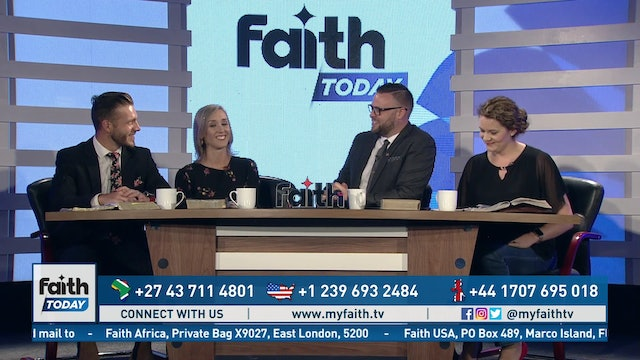 Faith Today Special  (01-14-2021)