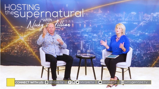 Hosting The Supernatural With Nicky & Lillian (08-09-2020)