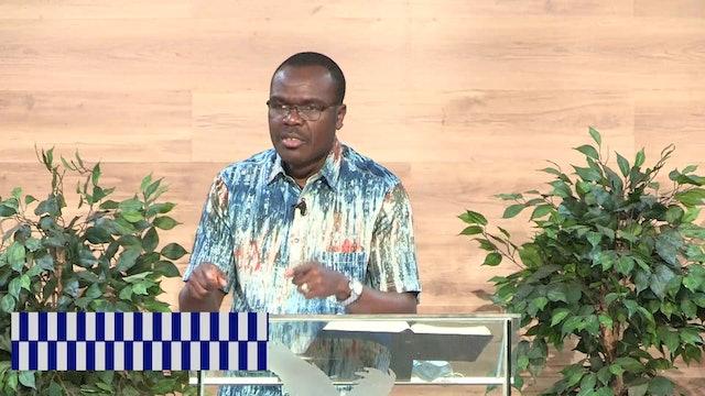 Divine Restoration Ministries (10-25-2020)