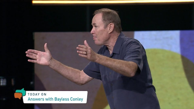 Answers With Bayless Conley (02-06-2021)