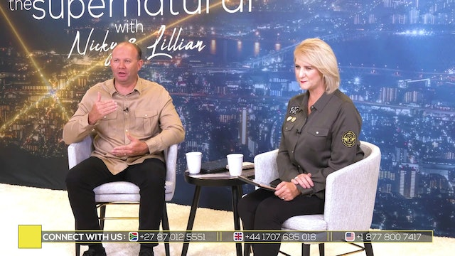 Hosting The Supernatural With Nicky & Lillian (08-02-2020)