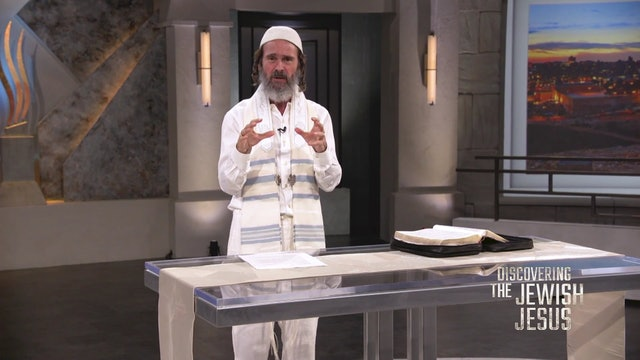 Discovering The Jewish Jesus (09-16-2020)