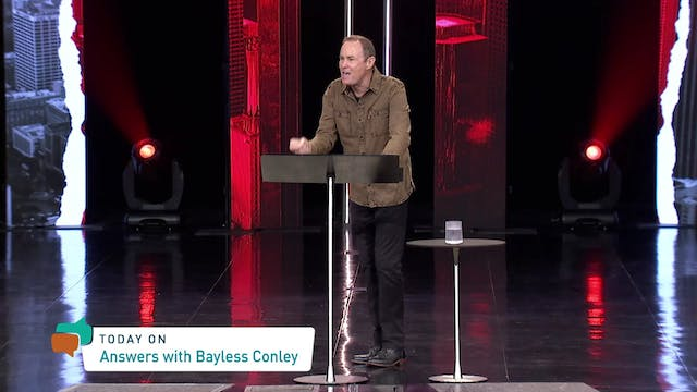 Answers With Bayless Conley (11-21-20...