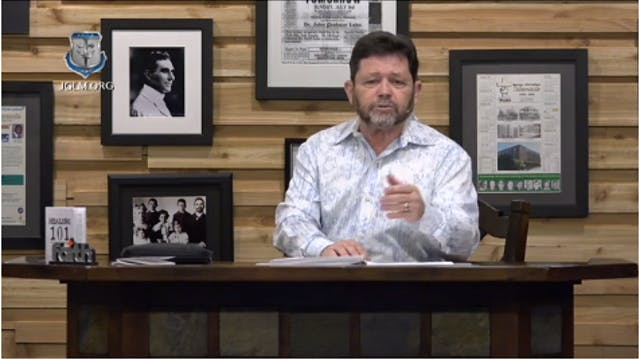 John G Lake Ministries (12-10-2020)
