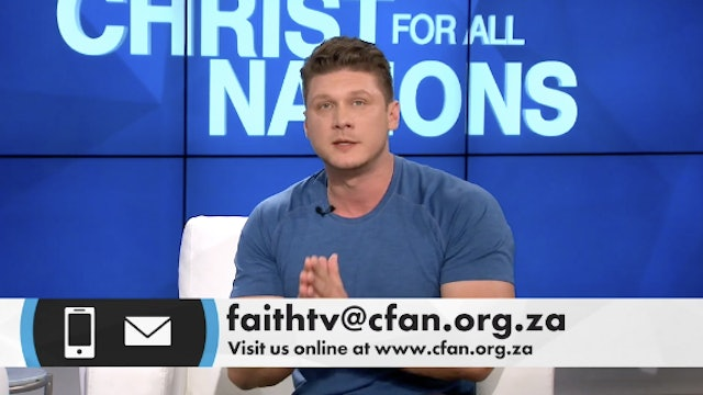 Christ For All Nations (04-11-2021)