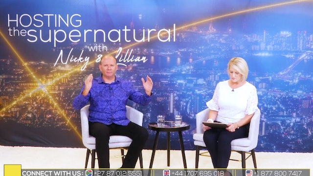 Hosting The Supernatural With Nicky & Lillian (07-05-2020)
