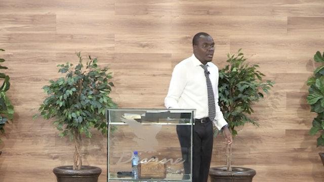 Divine Restoration Ministries (04-18-2021)