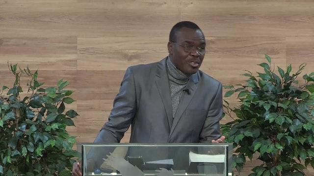 Divine Restoration Ministries (10-18-2020)