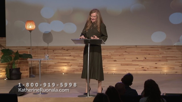 Katherine Ruonala Ministries (10-13-2020)