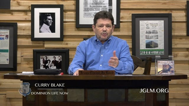 John G Lake Ministries (08-18-2020)