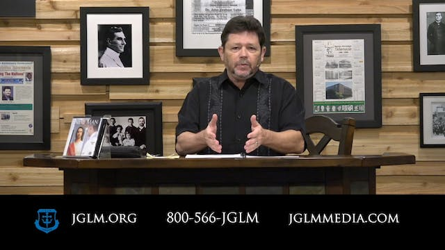 John G Lake Ministries (09-08-2020)
