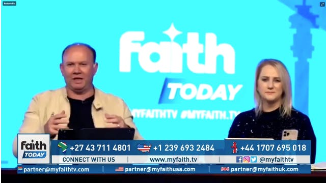 Faith Today Special (05-18-2021)