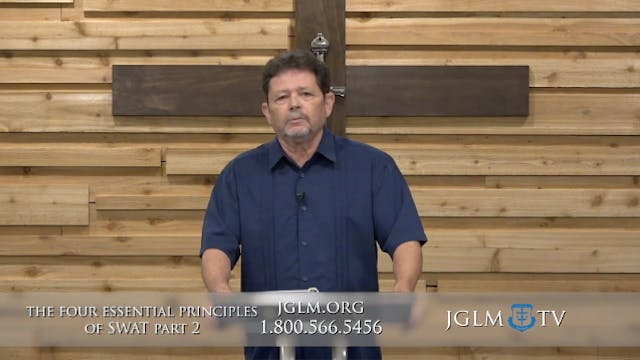 John G Lake Ministries (01-07-2020)