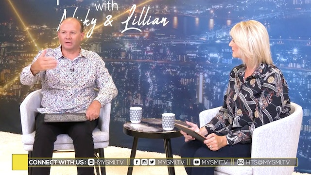 Hosting The Supernatural With Nicky & Lillian (07-19-2020)