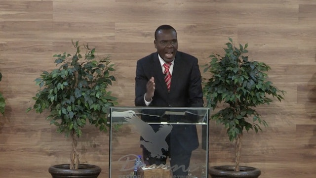 Divine Restoration Ministries (03-21-2021)