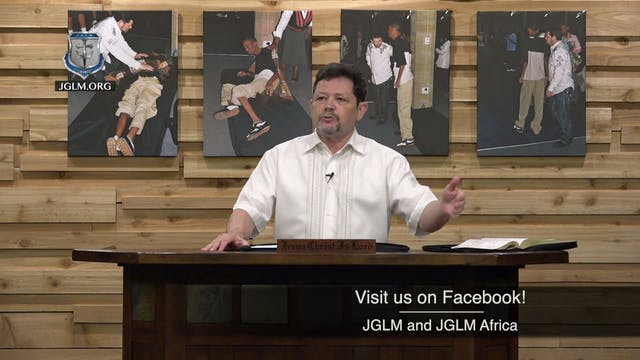 John G Lake Ministries (03-19-2020)