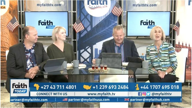 Faith Today Special (05-25-2020)