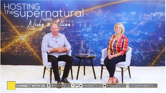 Hosting The Supernatural With Nicky & Lillian (10-04-2020)