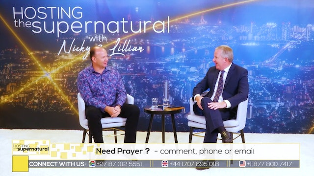 Hosting The Supernatural With Nicky & Lillian (11-29-2020)