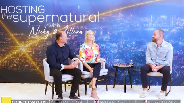 Hosting The Supernatural With Nicky & Lillian (10-18-2020)