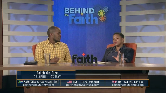 Behind The Faith  (02-27-2020)