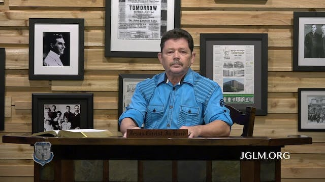 John G Lake Ministries (03-27-2020)