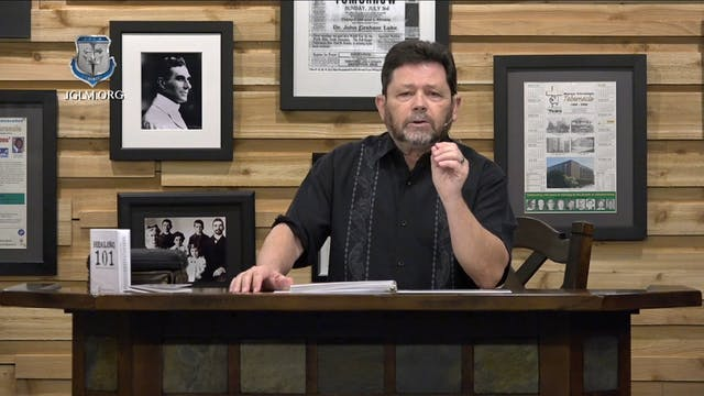 John G Lake Ministries (12-07-2020)