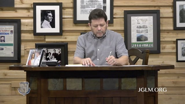 John G Lake Ministries (09-11-2020)