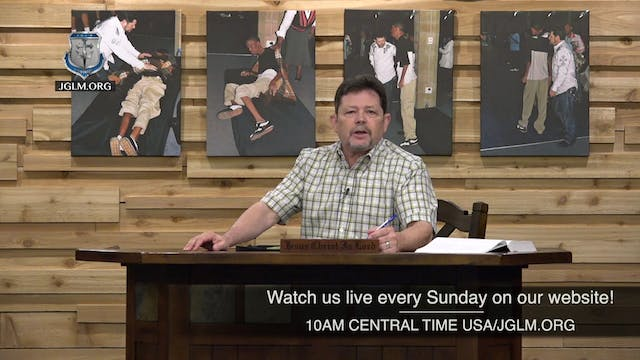 John G Lake Ministries (03-18-2020)