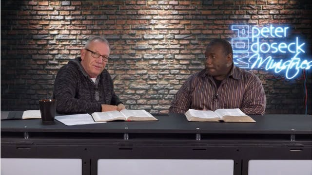Miracles with Peter Doseck (11-24-2019)
