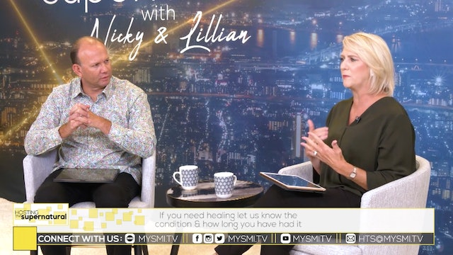 Hosting The Supernatural With Nicky & Lillian (07-12-2020)