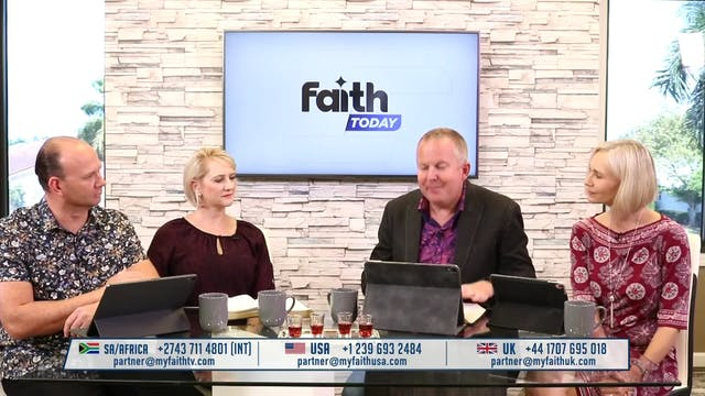 Faith Today Special (03-19-2020)