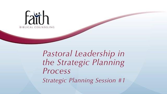 1 Pastoral Leadership (Steve Viars)