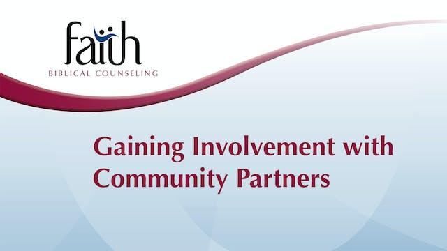2 - Gaining Involvement with Community Partners (Arvid Olson)