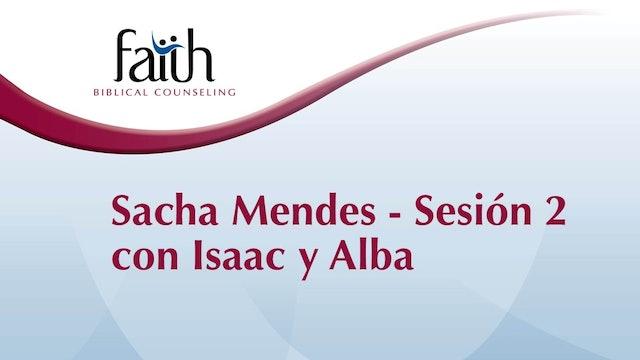 """Observación y Discusión de un Caso en Video - """"Alexandre con Isaac/Alba"""" #2"""