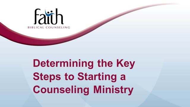 5 Determining the Key Steps to Starti...