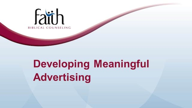 8 Developing Meaningful Advertising (...