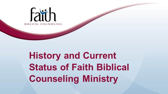 1 History and Current Status of FBCM ...