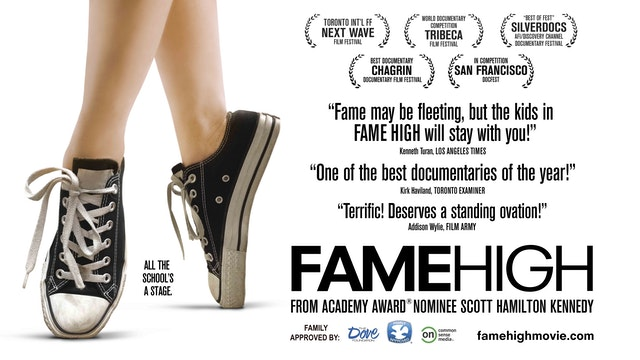 Fame High Digital Download - Educational Use