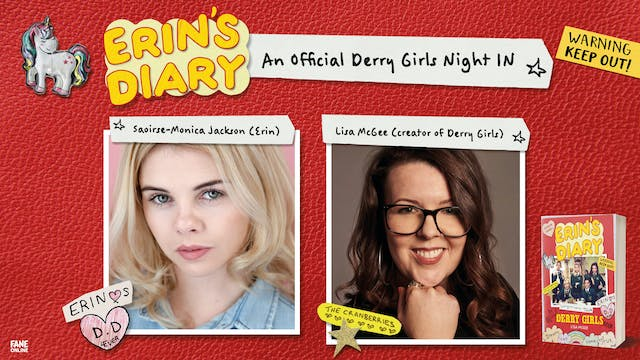 A Night In With The Derry Girls: ON DEMAND