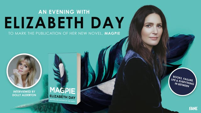 An Evening with Elizabeth Day: 3 Sep, 18:30 UK