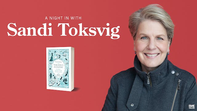 A Night In With Sandi Toksvig: 26 Nov 18:30