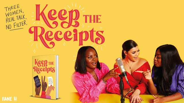 The Receipts Podcast Live: ON DEMAND