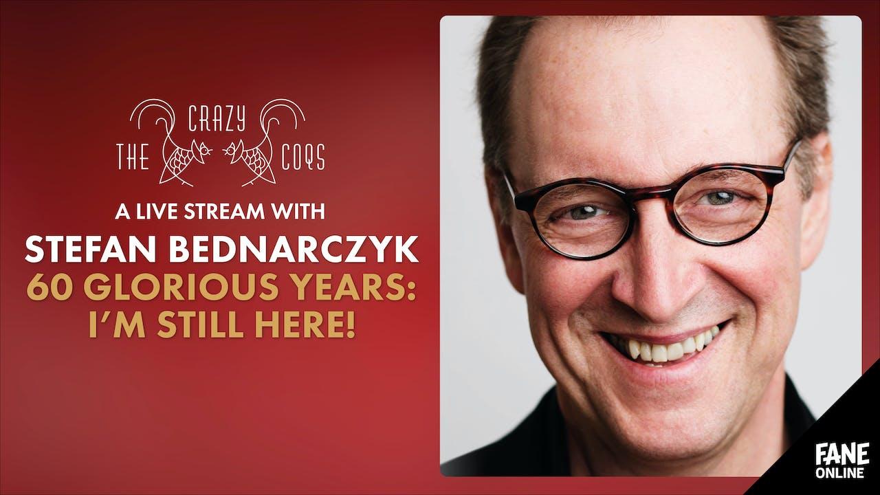 Crazy Coqs On Demand: Stefan Bednarczyk