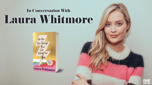 In Conversation With Laura Whitmore: 3 Mar 18:30