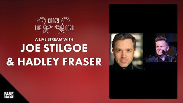 Crazy Coqs - Stilgoe & Fraser: 18 May, 21:00 UK