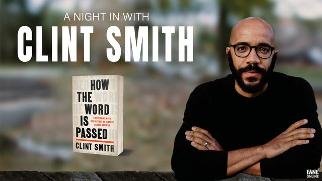 A Night In with Clint Smith: 23 Jun, 18:30 UK