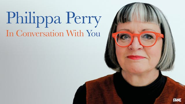 Phillipa Perry In Conversation: 9 Sep, 19:30 UK